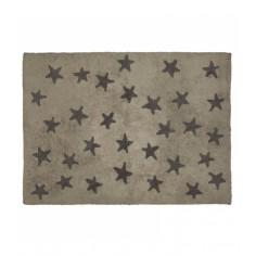 Dywan Linen Stars Grey