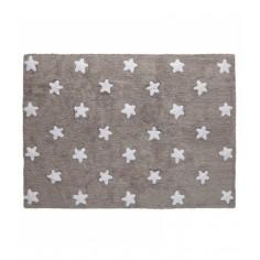 Dywan Linen Stars White