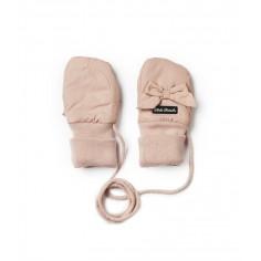 Rękawiczki Powder Pink 0-12 m-cy