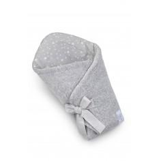 Rożek niemowlęcy MilkyWay Grey