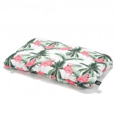 Bamboo Bed Pillow - 40x60cm - Aruba's Pink Flamingos