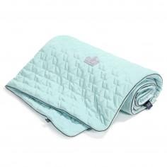 Velvet Collection - Blanket 110x140 - Audrey Mint