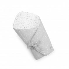 Rożek niemowlęcy MilkyWay  Grey / White