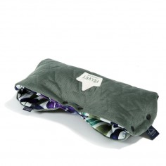 Velvet Collection - Mufka Premium - Botanic Garden Bright - Khaki