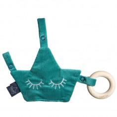 Velvet Collection - Pacifier Combo - Emerald