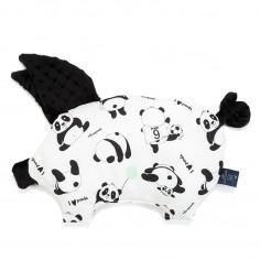 Podusia Sleepy Pig  - Ilovepanda - Black
