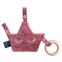 Velvet Collection - Pacifier Combo - Mulberry