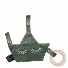 Velvet Collection - Pacifier Combo - Khaki