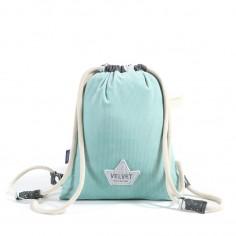 Velvet Collection - Plecak Double Pack - Audrey Mint - Dancing In The Rain Dark