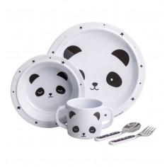 Zestaw Obiadowy - Panda