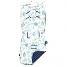 Stroller Pad - Beach Buddy - Navy