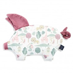 Velvet Collection - Podusia Sleepy Pig -  Savannah Ladies - Mulberry