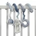 Zabawka Królik 23cm - Grey - Miss Cloudy