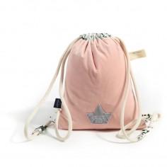 Velvet Collection - Plecak Double Pack - Powder Pink - Wild Blossom