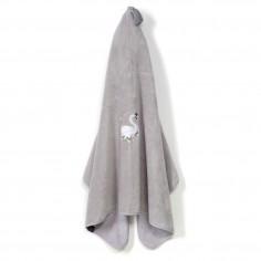 Ręcznik Bamboo Soft Kid - Grey - Moonlight Swan