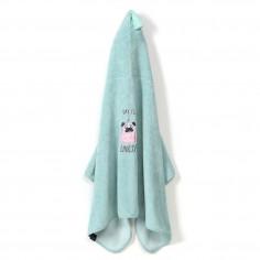 Ręcznik Bamboo Soft Kid - Mint - Doggy Unicorn