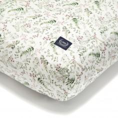 Prześcieradło Good Night 70x140 cm - Wild Blossom Forest