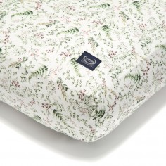 Prześcieradło Good Night 60x120 cm - Wild Blossom Forest
