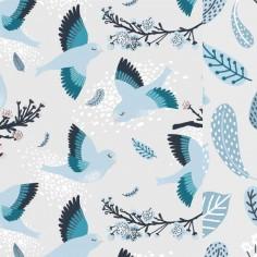 Pozytywka La Millou Music Star - The Beatles - Blue Birds & Blue Leaves