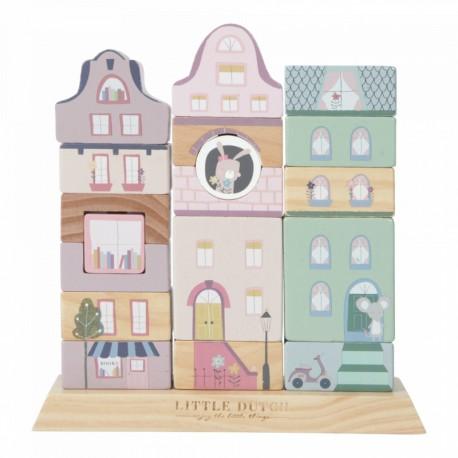 Velvet Collection - Grzechotka Baby Crown - Mint - La Millou Family