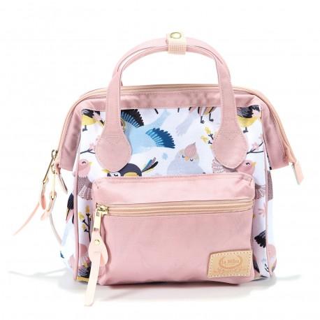 Dolce Vita - Mini Plecak / Torebka - Cute Birds