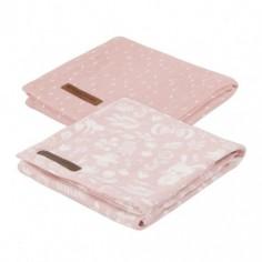 Otulacze 70 x 70cm (2 szt.) Pink Adventure