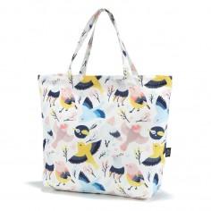 Shopper Bag - Cute Birds