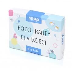 Foto- Karty Dla Dzieci 0-3 Lat