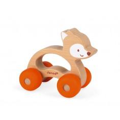 Lisek pojazd Baby Pop