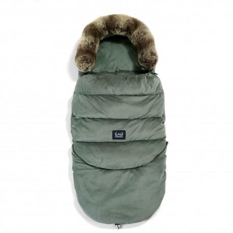 Velvet Collection - Aspen Winterproof Stroller Bag - Khaki