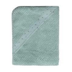 Bawełniany ręcznik Adventure Blue