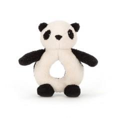 Panda grzechotka - Pippet 12 cm