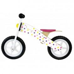 Drewniany jeździk - mini skuter
