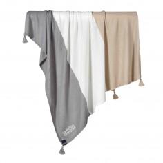 100% Bamboo Tender Blanket - Denim