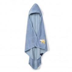 Ręcznik Bamboo Soft Newborn - Grey - Yoga Candy Sloth Blue