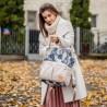 By Katarzyna Zielińska La Millou Feeria - Torba Medium z saszetką - Boho Royal Arrows - Premium