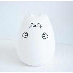 Lampka Miś duży - biały