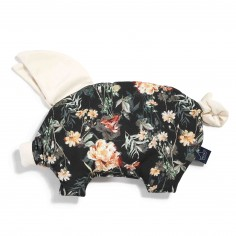 Velvet Collection - Podusia Sleepy Pig - Papagayo - Khaki