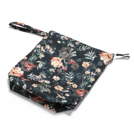 Waterproof Travel Bag S - Blooming Boutiqe Noir