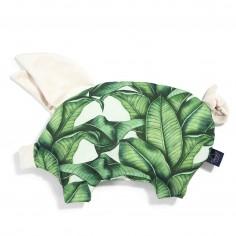 Velvet Collection - Podusia Sleepy Pig - Papagayo - Khaki