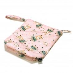 Waterproof Travel Bag M - Blooming Boutiqe Noir