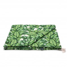 Bamboo Bedding King Size - Banana Leaves