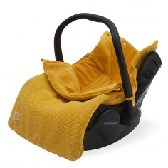 Śpiworek do fotelika samochodowego 0-12 Heavy Knit Beż