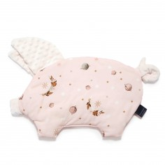 Podusia Sleepy Pig - By Whatannawears - Fly Me To The Moon Nude Pure - Ecru
