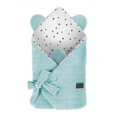 Rożek niemowlęcy Royal Baby Grey