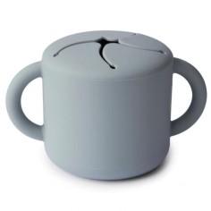 Kubek niewysypek na przekąski SNACK CUP Blush