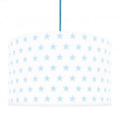Lampa Sufitowa Gwiazdki Błękitne
