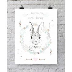 Ilustracja Sweet Bunny