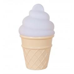 Lampka Mini Lód Biała