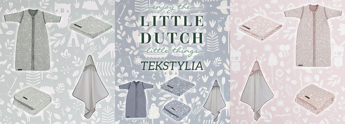 Little Dutch Tekstylia